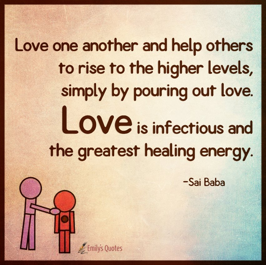Love One Another Quotes: Quotes On Ministering To One Another