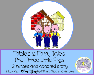 F and FT Three Little Pigs Download